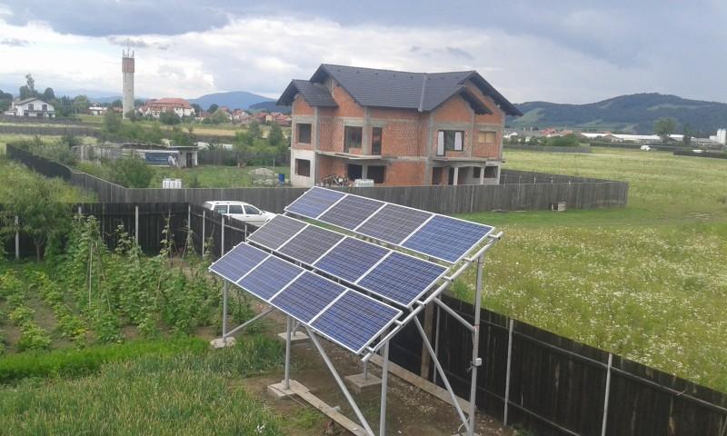 Sistem fotovoltaic 3kWp