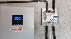 Tablou electric sistem fotovoltaic