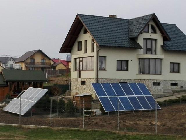 Achizitie sisteme fotovoltaice