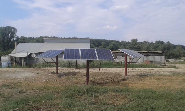 Fotovoltaic Tulcea