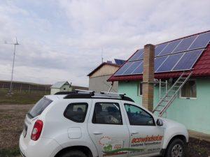 Panori fotovoltaice Suceava