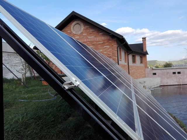 Fotovoltaic Fălticeni