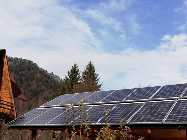 Fotovoltaic Piatra Neamţ