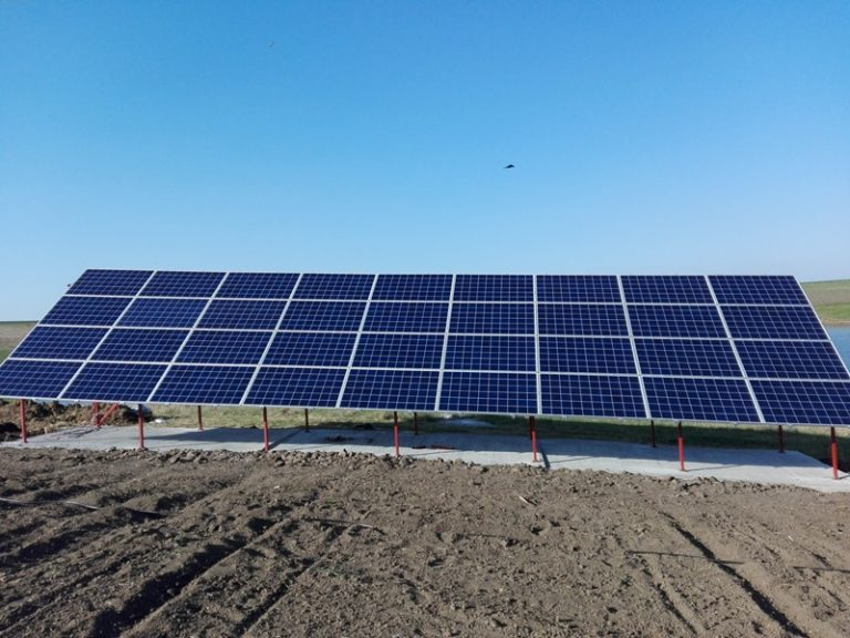 Fotovoltaic Sarulesti