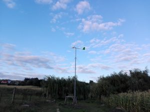 Turbina eoliana Suceava