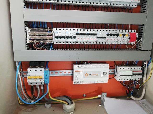 Sistem on grid Suceava