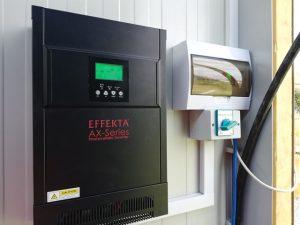 Sistem off grid Suceava