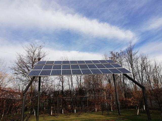 Fotovoltaic Rădăuţi