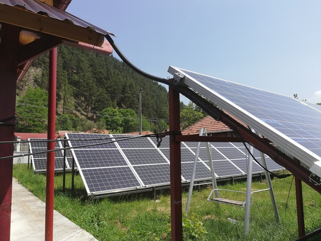 Fotovoltaic on grid