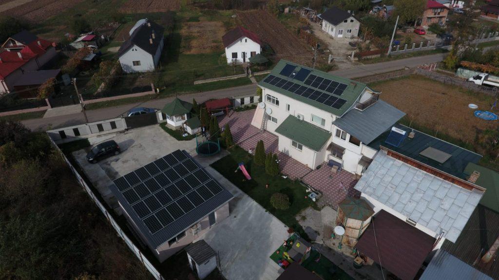 Fotovoltaice Gura Foii