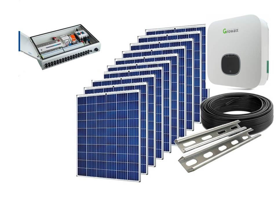 Fotovoltaic 3kW