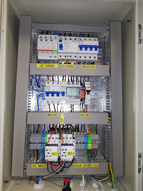 Fotovoltaic 10kWp