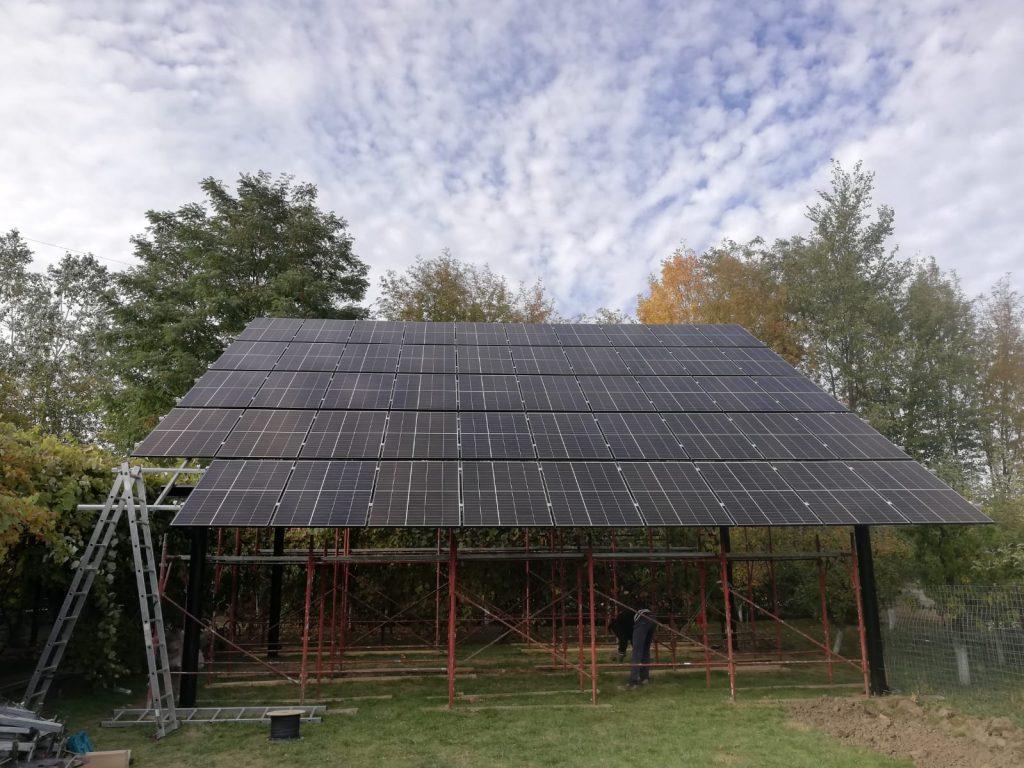Fotovoltaice Radauti